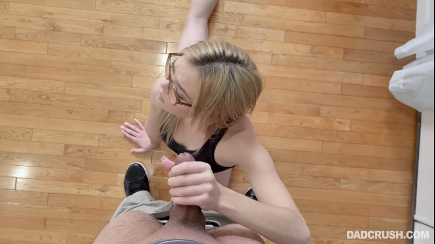 [DadCrush] Katie Kush – Fondled And Fucked By Stepdad
