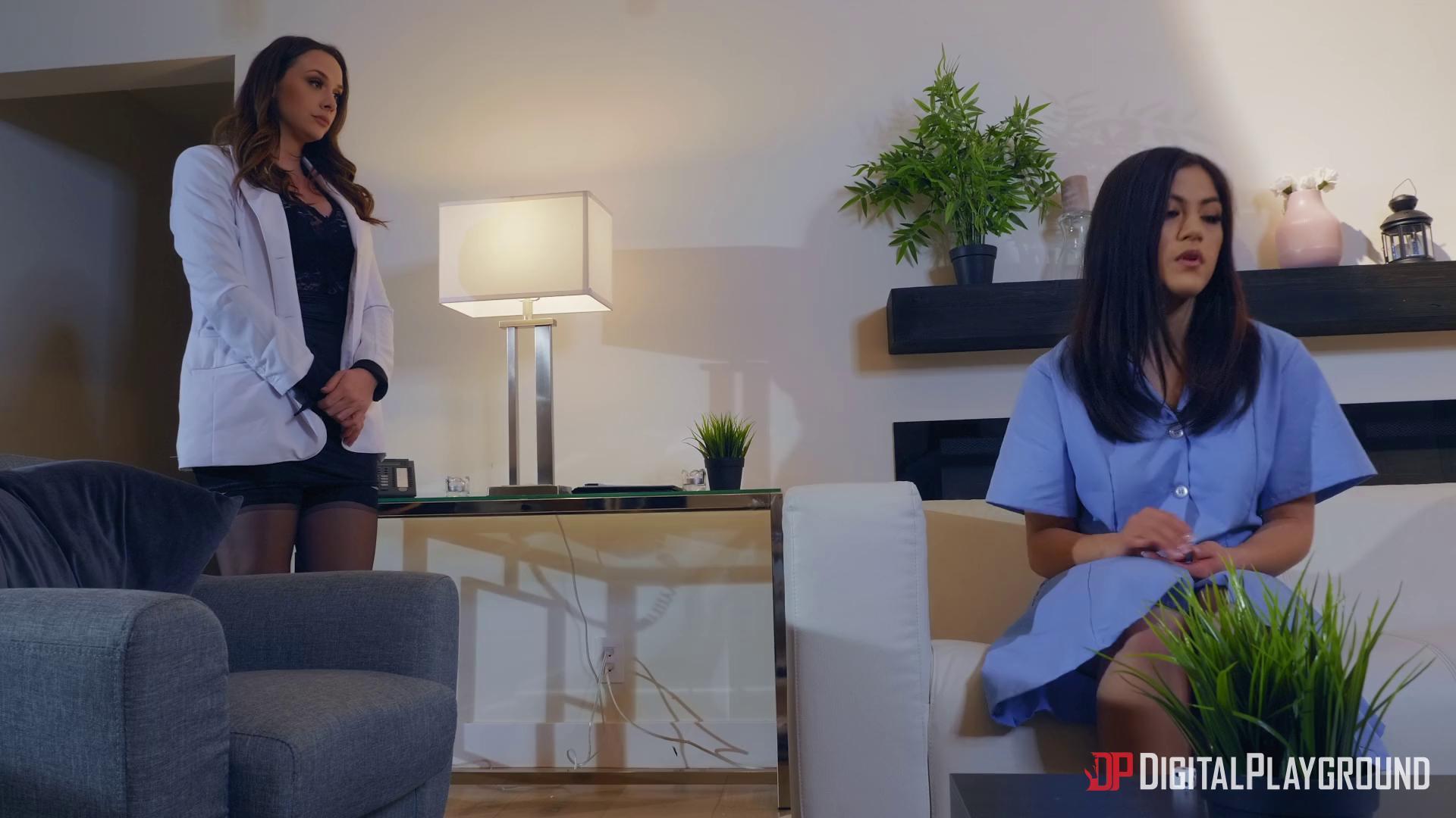Chanel Preston And Kendra Spade Untreatable Part 3