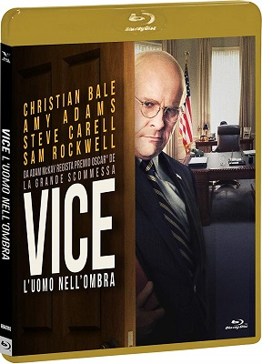 Vice - L'Uomo Nell'Ombra (2018).avi BDRiP XviD AC3 - iTA