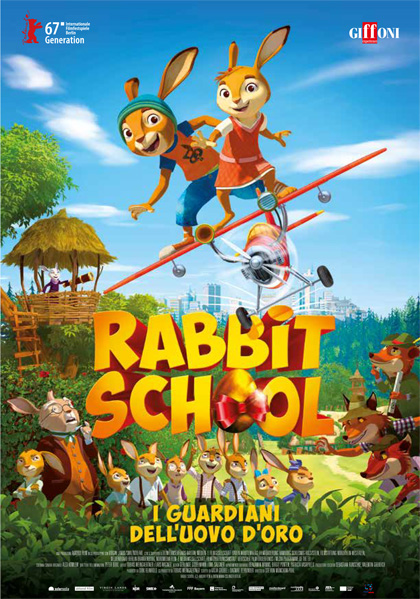 Rabbit School - I guardiani dell'uovo d'oro (2018).mp4 WEBRip AAC - ITA