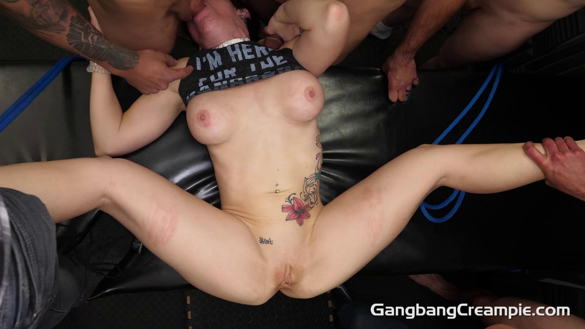 [GangbangCreampie] Molly Pleasant – G211