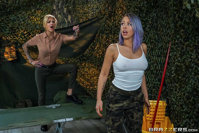 [HotAndMean] Bonnie Rotten, Zoey Monroe – Squirt Training
