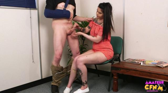 [AmateurCFNM] Bambi Babe – (1 Month Release)