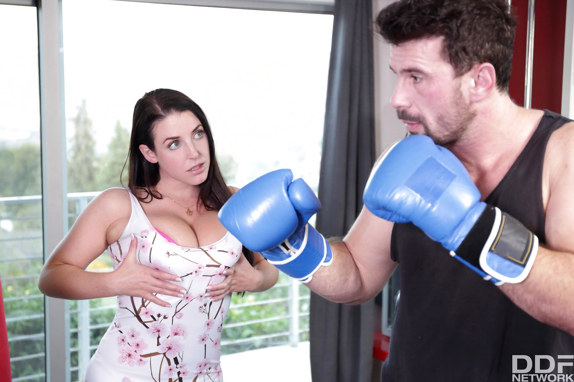 DDFBusty – Angela White – Persuasive Busty Arguments