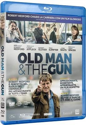 Old Man & The Gun (2018).avi BDRiP XviD AC3 - iTA