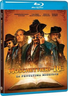 Moschettieri Del Re - La Penultima Missione (2018).mkv BluRay 1080p DTS-HD/AC3 iTA x264